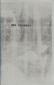 Mrs. Trotsky Cover