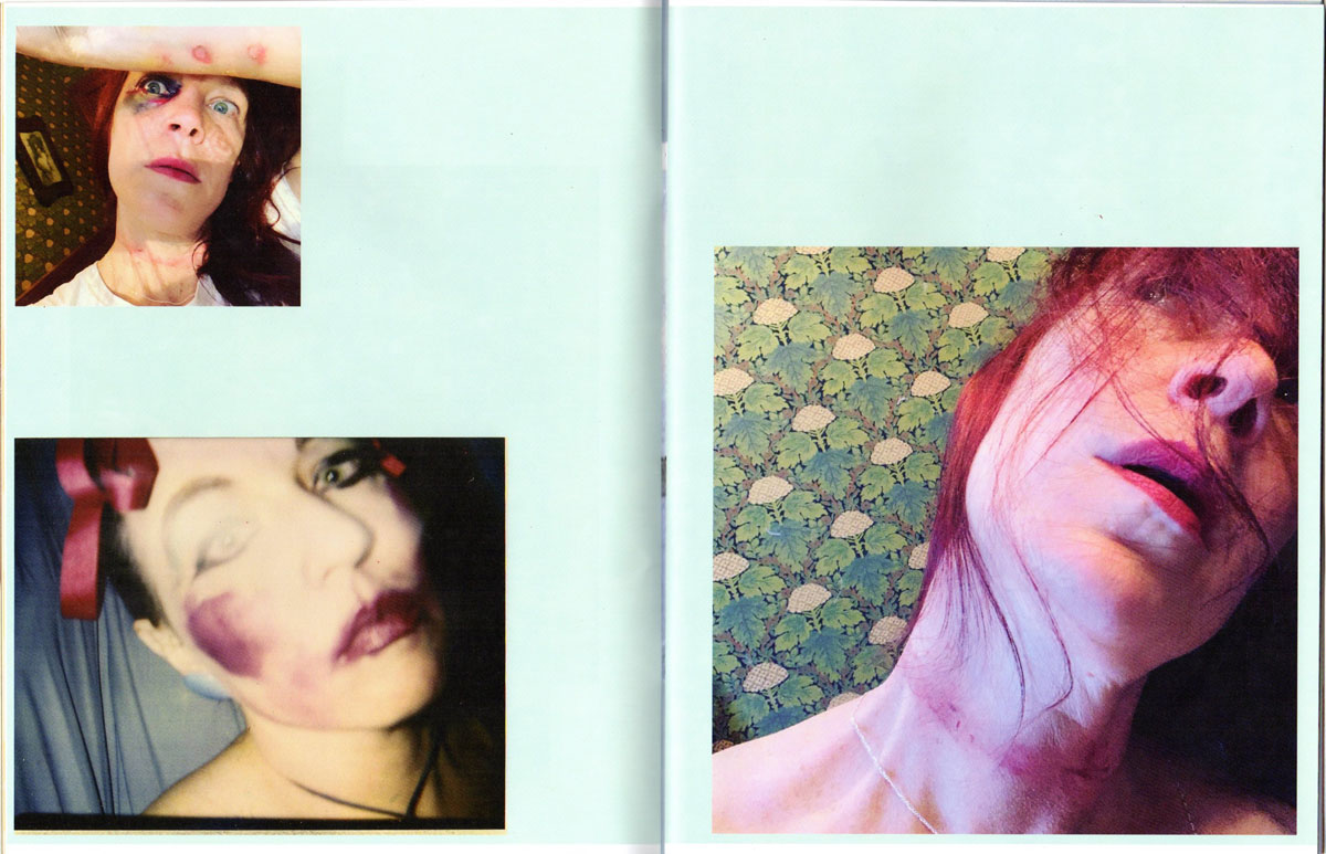 Lotion Issue 9 - spread